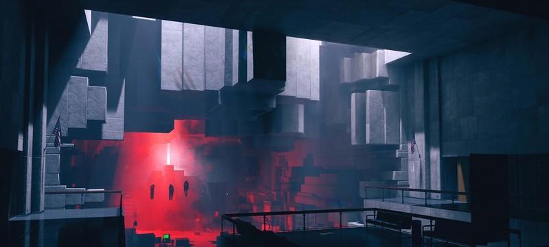 Загадочный штаб бюро Контроля в новом трейлере Control