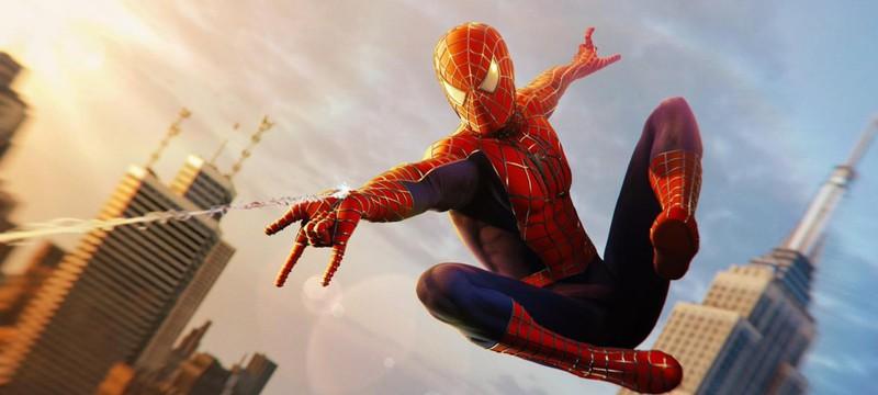 В Spider-Man добавили костюм из трилогии Сэма Рэйми