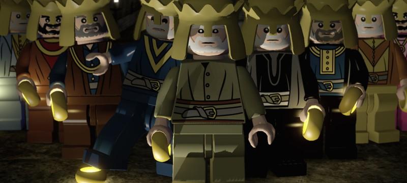 Humble Bundle начал раздачу Steam-версии LEGO The Lord of the Rings