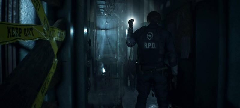 Новые тизеры Resident Evil 2 посвящены арсеналу