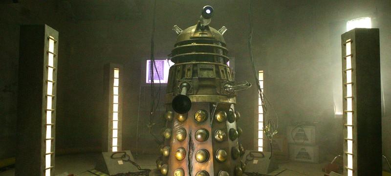 """Тизер новогоднего спешла """"Доктора кто"""" подтвердил возвращение далеков"""