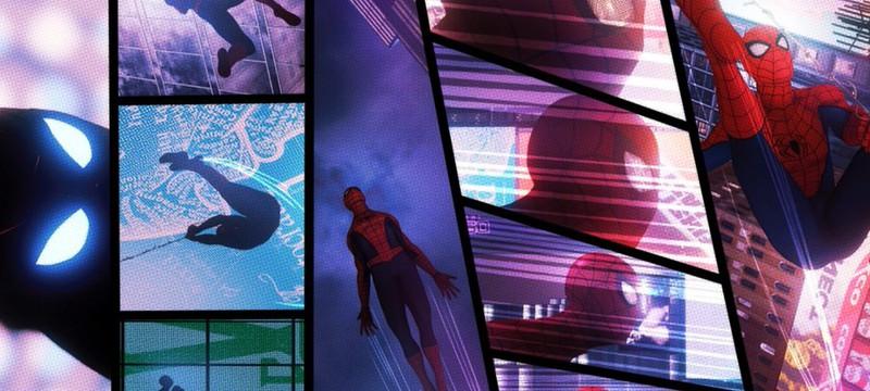 Фанат создал комикс про Человека-паука в фоторежиме Marvel's Spider-Man