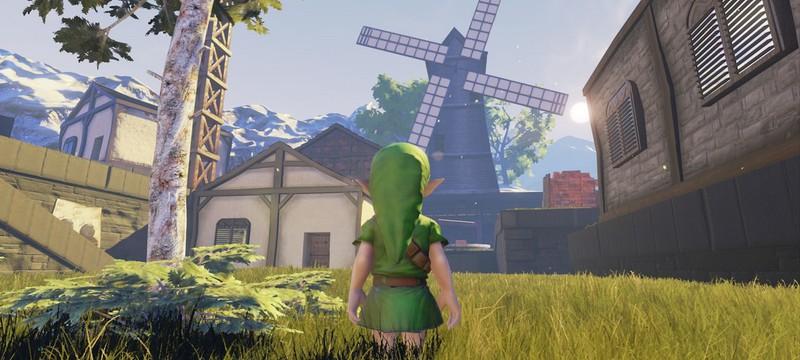 Фанатский ремейк The Legend of Zelda: Ocarina of Time версии 3.0 доступен для скачивания