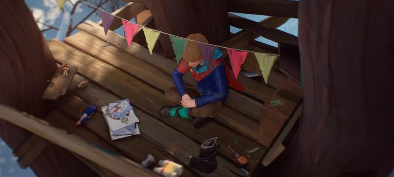 Новый трейлер Life is Strange 2 напомнил о Капитане Призраке