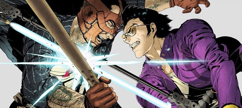 Новый трейлер Travis Strikes Again: No More Heroes