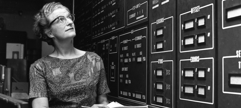 """Умерла Нэнси Грейс Роман — одна из создателей телескопа """"Хаббл"""""""