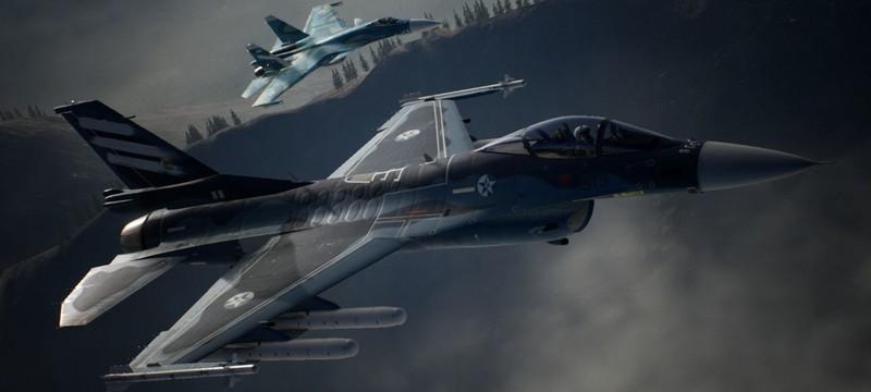 Дополнения Ace Combat 7 получат сюжетные миссии