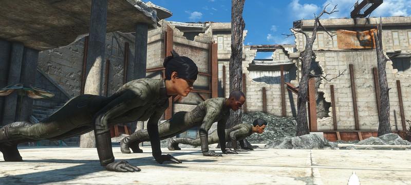 Работа над ремейком Fallout 3 на движке Fallout 4 возобновлена