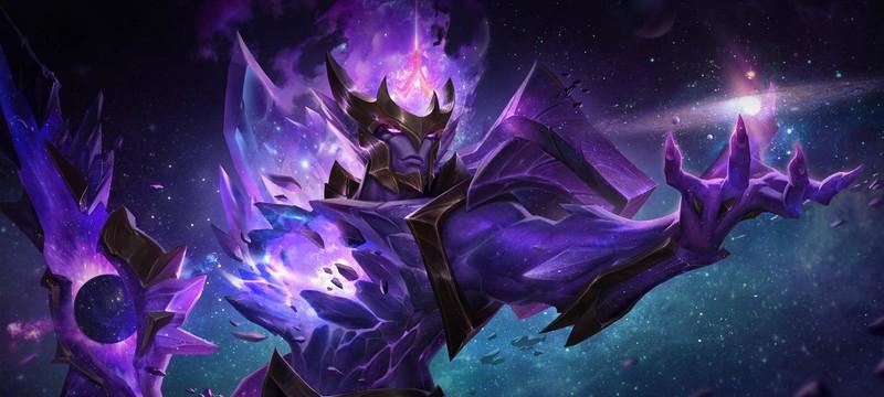 Riot Games тизерит нового чемпиона League of Legends