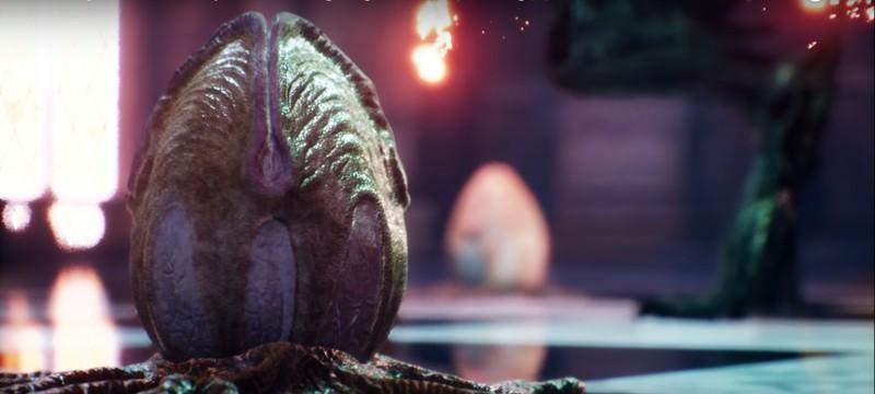 Если бы новую игру про Чужого делали на Unreal Engine 4