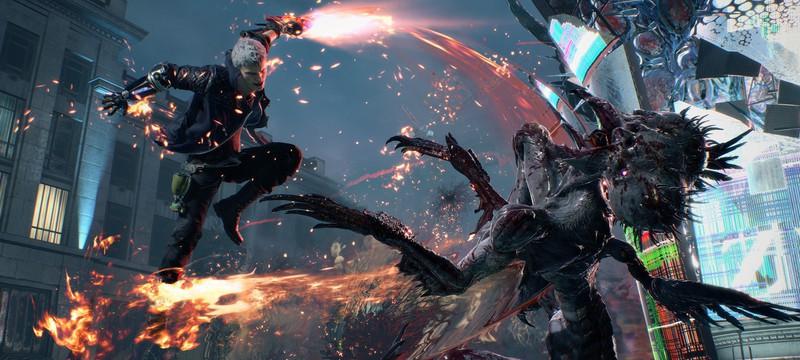 Devil May Cry 5 получила возрастной рейтинг ESRB