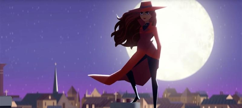 Первый трейлер анимационного сериала Carmen Sandiego от Netflix