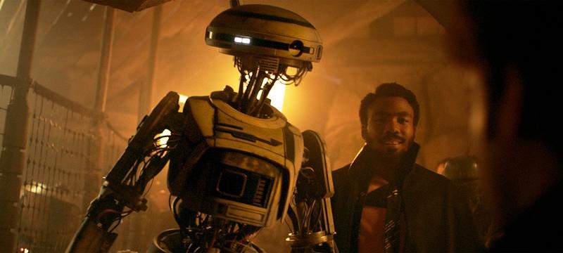 Как создавался дроид L3-37 в Solo