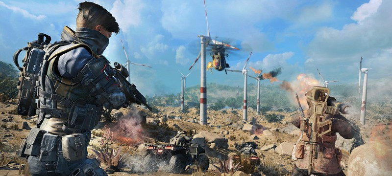 "Баг в Black Ops 4 превратил режим ""Затмение"" в бой на кулаках — игроки хотят ещё"
