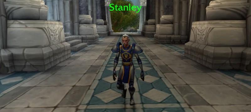 В World of Warcraft появилось камео Стэна Ли