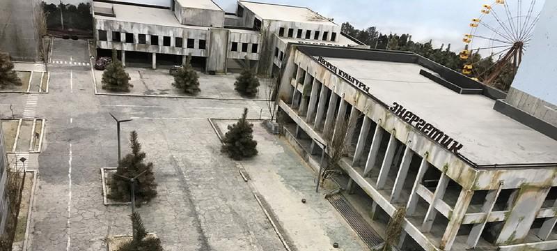 Isotopium: Chernobyl — игра про управление роботом по реальной мини-Припяти
