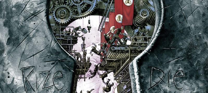 Dark Horse выпустит Fight Club 3 — продолжение комикса Чака Паланика