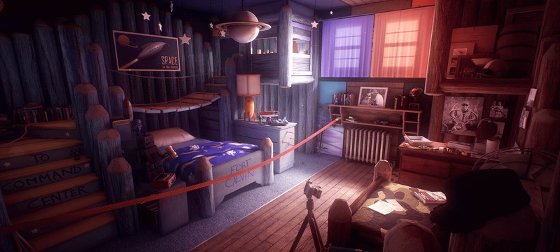 What Remains of Edith Finch бесплатна в Epic Games Store