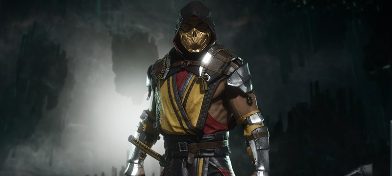 Разработчики Mortal Kombat 11 опубликовали внешний вид Скорпиона