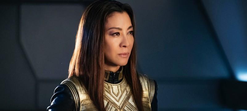 CBS снимет сериал Star Trek про персонажа Мишель Йео
