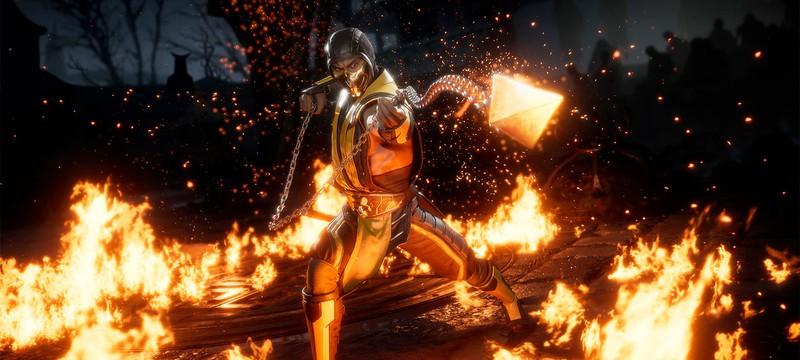 Раздаем приглашения на презентацию Mortal Kombat 11