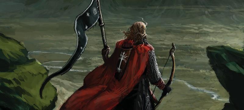 Анонсирована настольная игра The Lord of the Rings: Journeys in Middle-earth