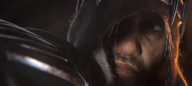 Ubisoft показала первого героя третьего года For Honor