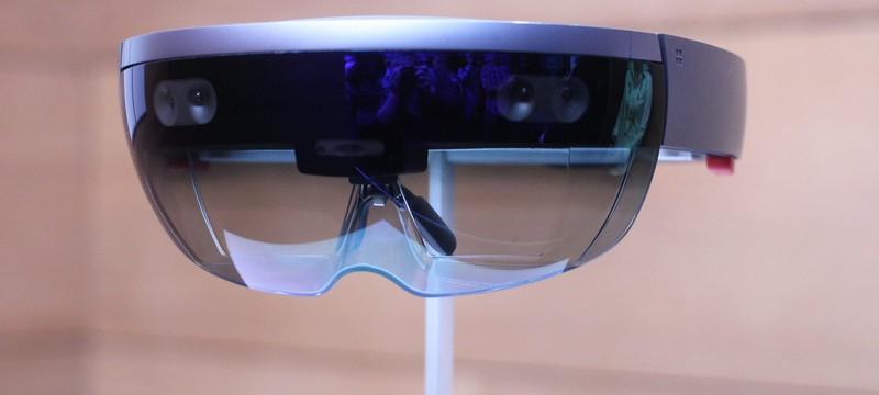 Слух: Microsoft представит HoloLens 2 на MWC 2019