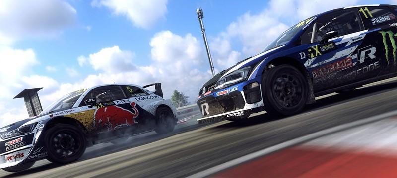Чемпионат мира по ралли-кроссу в новом трейлере DiRT Rally 2.0
