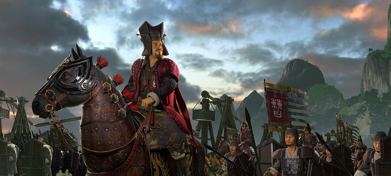 Восемь минут геймплея Total War: Three Kingdoms с демонстрацией системы шпионажа