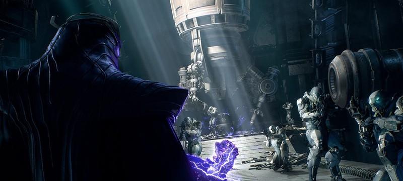 EA начала серию геймплейных трейлеров, объясняющих суть Anthem