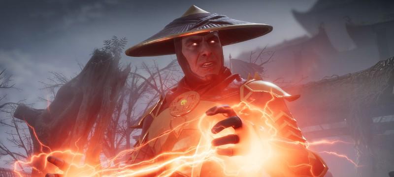 Первый геймплейный трейлер Mortal Kombat 11