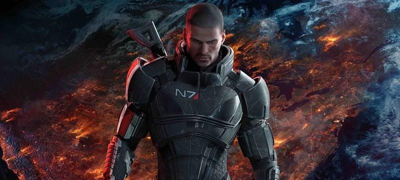 Вышел новый комплект текстур высокого разрешения для игр серии Mass Effect
