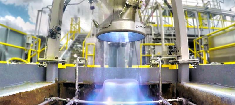 ВВС США предоставили стартовую площадку для напечатанной на 3D-принтере ракеты