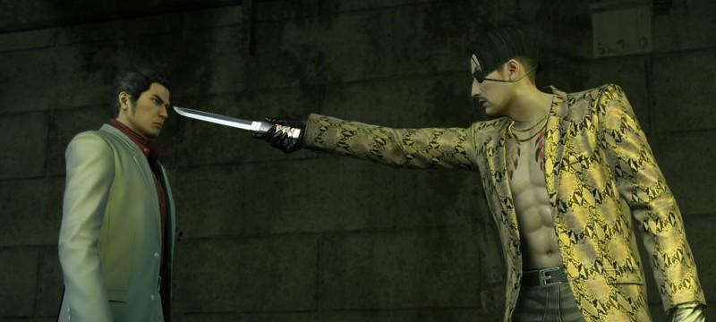 Sega протизерила дату релиза PC-версии Yakuza Kiwami