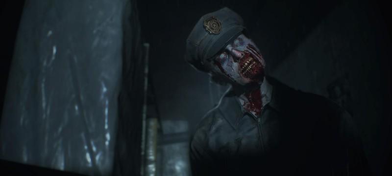 Ghost Survivors — один из новых режимов ремейка Resident Evil 2