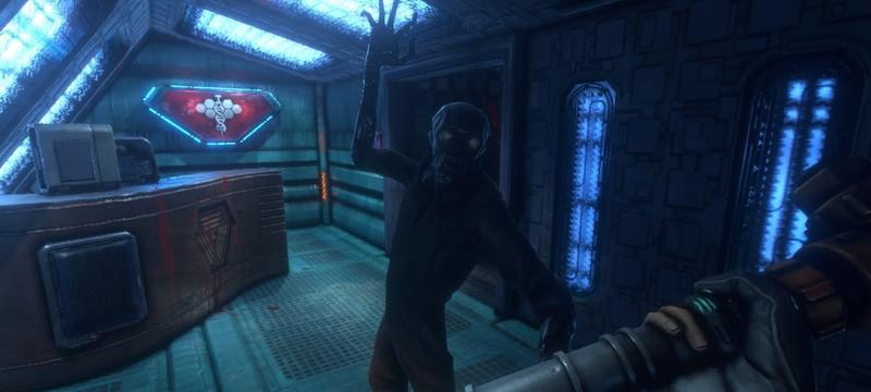 Сравнение графики ремейка System Shock на Unity и на Unreal Engine 4
