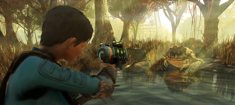 Bethesda подтвердила, что Fallout 76 не станет free-to-play