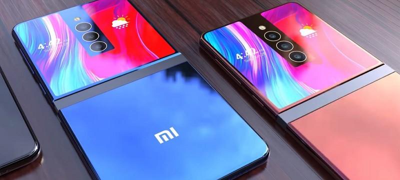 Xiaomi показала прототип складного смартфона
