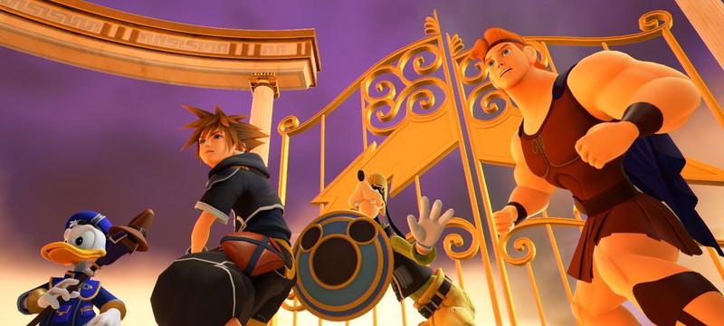 Первые оценки и новый трейлер Kingdom Hearts 3