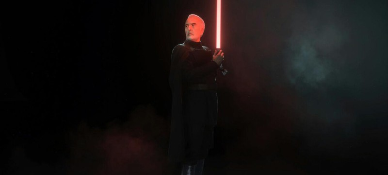 Граф Дуку прибыл в Star Wars Battlefront 2