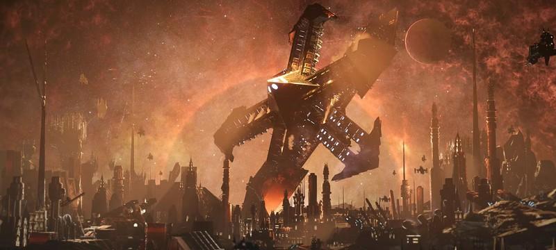 Релизный трейлер стратегии Battlefleet Gothic: Armada 2