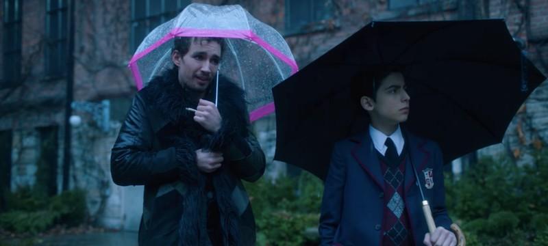 Академия супергероев — первый трейлер сериала The Umbrella Academy