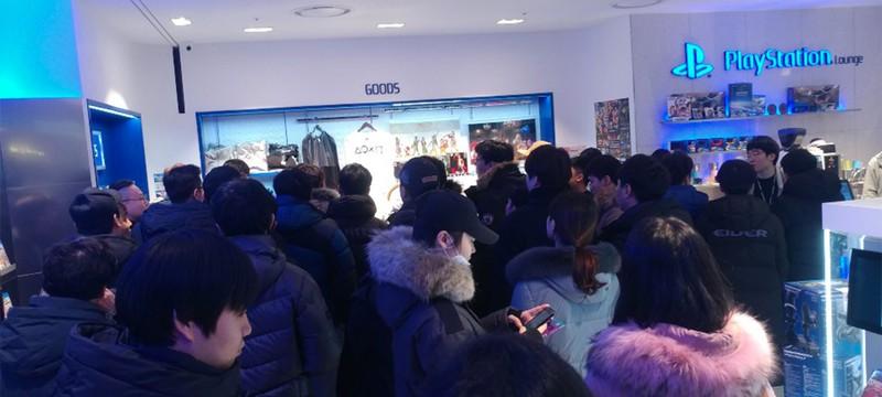 Скидка на PS4 и PS4 Pro в Корее привела к столпотворению