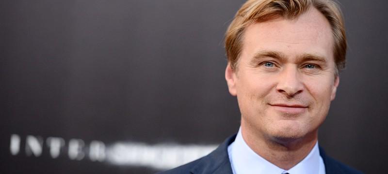 Новый фильм Кристофера Нолана выйдет в 2020 году
