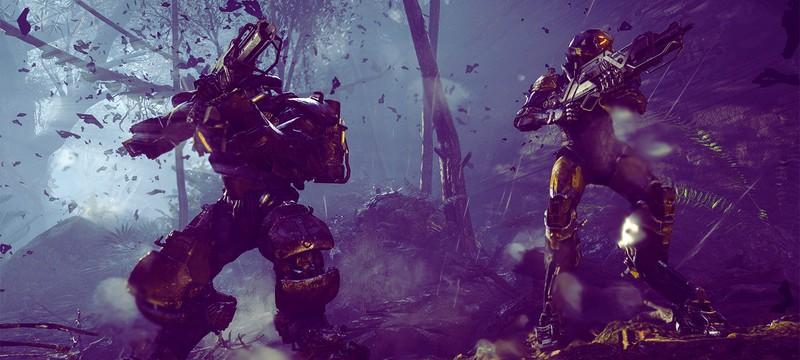 Запуск VIP-демо Anthem вызвал проблемы у всех игр EA