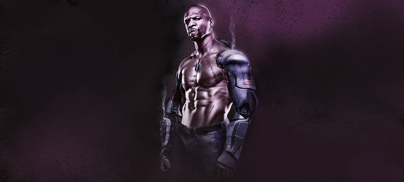 Терри Крюс может стать Джаксом в Mortal Kombat 11