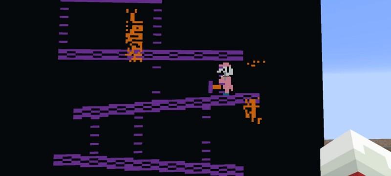 Геймер ускорил работу эмулятора Atari 2600 в Minecraft
