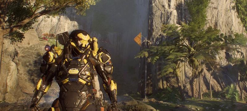 BioWare тизерит будущий контент Anthem