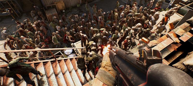 Разработка Overkill's The Walking Dead заняла полтора года